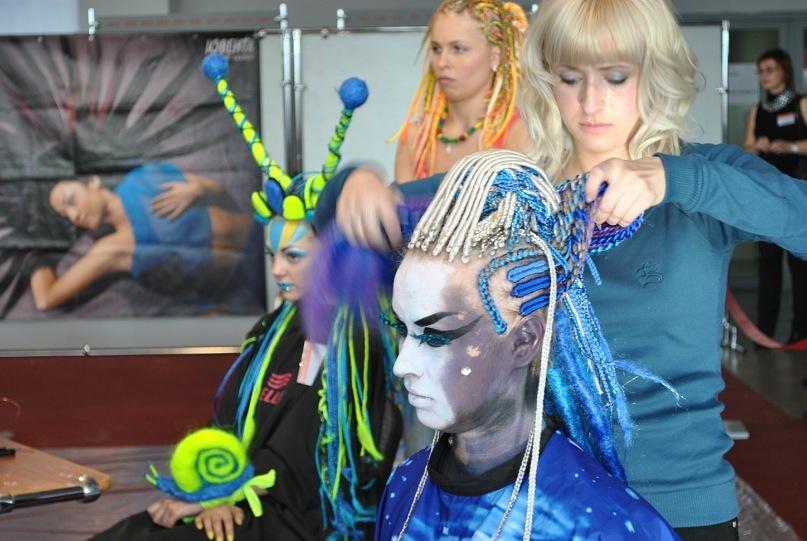 Вы просматриваете изображения у материала: VII Региональный Фестиваль красоты 2012
