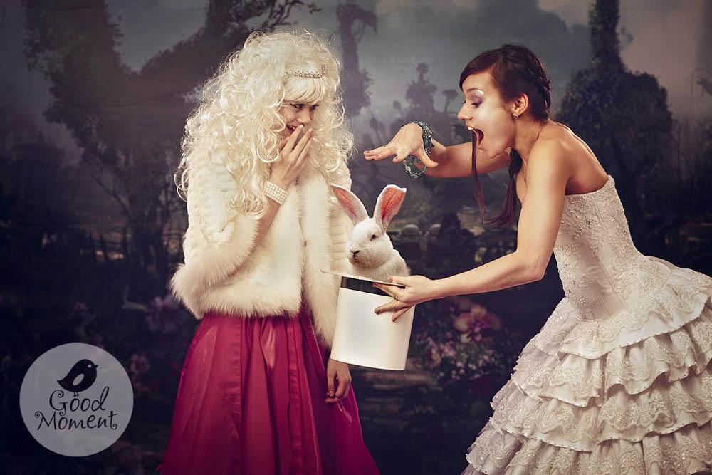 Вы просматриваете изображения у материала: Благотворительная акция невест